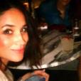 """Meghan Markle retrouve Priyanka Chopra en Californie. Photo Instagram, décembre 2016."""