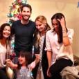 Meghan Markle, Noël 2016 avec des proches en Californie. Photo Instagram.