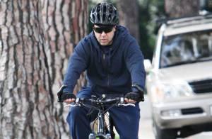 PHOTOS : Russell Crowe adopte le look du parfait... biker !