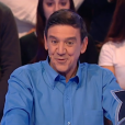 """Christian révèle ses bonnes résolutions dans les """"12 Coups de midi"""" sur TF1. Janvier 2017."""