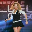 """""""Natascha Bintz, Miss Luxembourg 2016 et candidate à la télé-réalité """"The Game of Love"""" a tenté sa chance en tant que sosie de Fergie dans l'émission """"Qui sera le meilleur sosie ?"""" sur TF1."""""""
