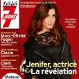 """""""Retrouvez l'intégralité de l'interview de Jenifer dans le magazine Télé 7 jours, en kiosques le 14 janvier 2017"""""""