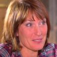 """"""" Carole (48 ans), éleveuse de chiens saint-bernards en région PACA et mère de six enfants. """"L'amour est dans le pré 2017"""" sur M6. Janvier 2017. """""""