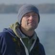 """"""" Raphaël (44 ans), pêcheur en Auvergne  . """"L'amour est dans le pré 2017"""" sur M6. Janvier 2017. """""""
