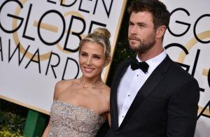 Chris Hemsworth : Ses trois enfants, gaga de leur papa aux Golden Globes