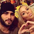 """""""Jessica et Nikola des """"Marseillais et les Ch'tis VS Le reste du monde"""" complices sur Instagram, septembre 2016"""""""