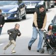 Iñaki Urdangarin est occupé, et ses petits ont la pêche !