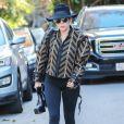 Lady Gaga à Los Angeles, le 28 décembre 2016.