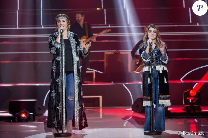 Chim ne badi et julie zenatti enregistrement de l for Chimene badi le miroir