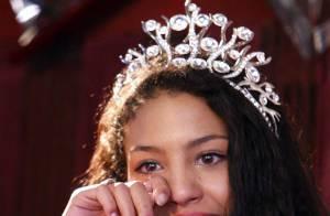 PHOTOS : Miss France 2009...  un retour triomphal au pays !