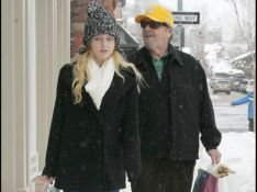 PHOTOS : Jack Nicholson, tête à tête avec une vraie beauté... sa fille !