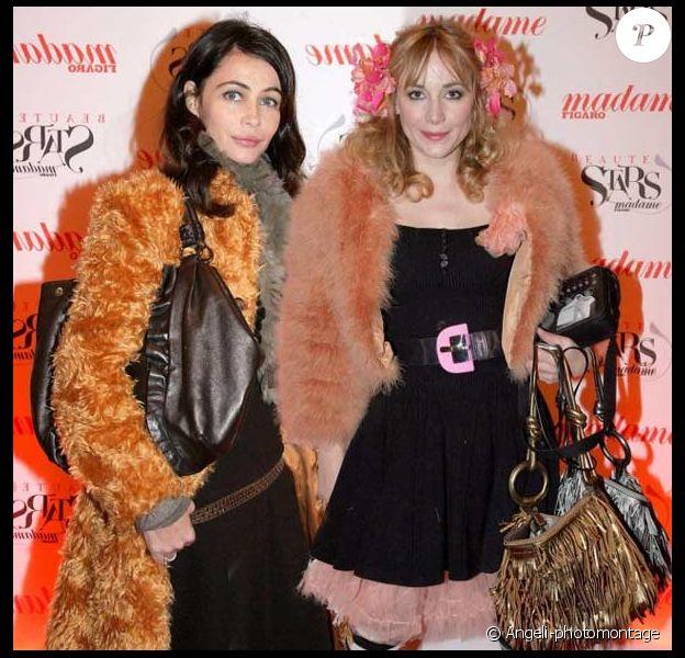 Emmanuelle Beart et Julie Depardieu
