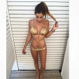 Liam de Secret Story 10, fière de son anatomie à en juger par son compte Instagram.