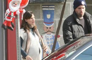 PHOTOS : Jennifer Garner est encore et toujours enceinte...  le bébé en cadeau de Noël ?