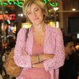 "Valeria Bruni Tedeschi à la première du film ""La Pazza Goia"" à Athènes. Le 22 septembre 2016 © Aristidis Vafeiadakis / Zuma Press / Bestimage"