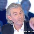 """Gilles Verdez s'en prend à Arthur et défend Cyril Hanouna. Emission """"Salut les Terriens !"""" sur C8. Le 21 janvier 2017"""