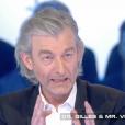 """Gilles Verdez s'en prend à Arthur. Emission """"Salut les Terriens !"""" sur C8. Le 21 janvier 2017"""