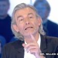"""Gilles Verdez défend Cyril Hanouna. Emission """"Salut les Terriens !"""" sur C8. Le 21 janvier 2017"""