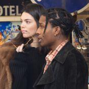Kendall Jenner & A$AP Rocky: Marché aux puces et flânerie, ils sont inséparables