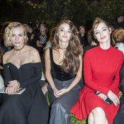 Fashion Week : Louise Bourgoin, Charlotte Le Bon... Sublimes pour Christian Dior