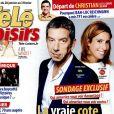 Télé Loisirs, janvier 2017.