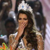"""Iris Mittenaere (Miss Univers 2016), sa mère inquiète : """"Il faut que je digère"""""""