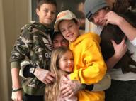 David Beckham : Tendre photo de famille et confidences sur sa vie avec Victoria