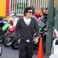 Orlando Bloom cherche une nouvelle moto