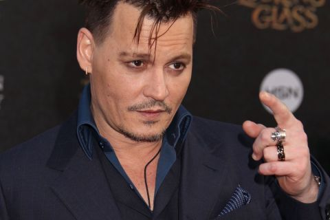 Johnny Depp complètement fauché ? De folles dépenses mises en lumière...