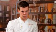 """David, candidat de """"Top Chef 2017"""" a beaucoup agacé les chefs et les téléspectateurs. Le 1er février 2017."""