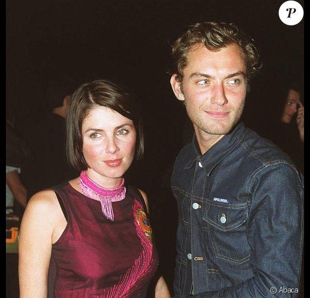 Jude Law et Sadie Frost