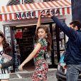 Zendaya, Presley Gerber, Gabriel-Kane Day-Lewis, Luka Sabbat posent avec Zendaya pour la nouvelle campagne de Dolce Gabbana