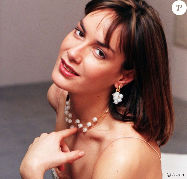 Tara Palmer-Tomkinson en avril 1998. Amie de la famille royale britannique et du prince Charles en particulier, la socialite a été retrouvée morte dans son appartement à Londres le 8 février 2017.