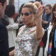 Lady Gaga - Les célébrités à Venice avant le défilé de mode Tommy Hilfiger à Los Angeles, le 8 février 2017.