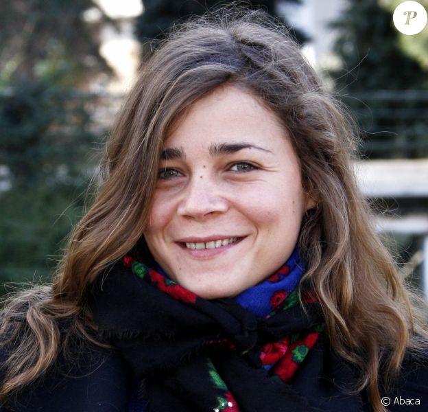 Blanche Gardin à la 11e édition du festival de Luchon le 5 février 2009