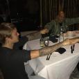 Justin Bieber est de retour sur Instagram. Il a publié une photo de lui entre amis, le 8 février 2017