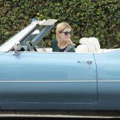Mischa Barton perdue au volant de son camion : L'actrice finit dans le décor...