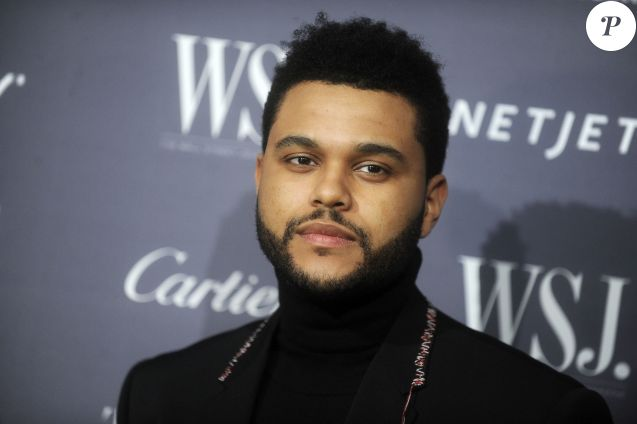 The Weeknd au photocall de la soirée WSJ Magazine Innovator Awards 2016 au musée d'Art Moderne de New York le 2 novembre 2016. © Future-Image via ZUMA Press / Bestimage