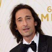 Adrien Brody : L'acteur affiche un nouveau style capillaire décoiffant