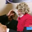 Gilles Verdez, agressé physiquement par JoeyStarr, dans Touche pas à mon poste, le mardi 19 avril 2016.