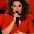 """Agathe dans """"The Voice 6"""" le 18 février 2017."""