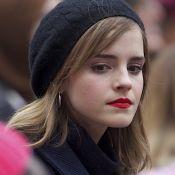 Emma Watson touchée par les attaques : Elle est restée à bouder dans son lit...