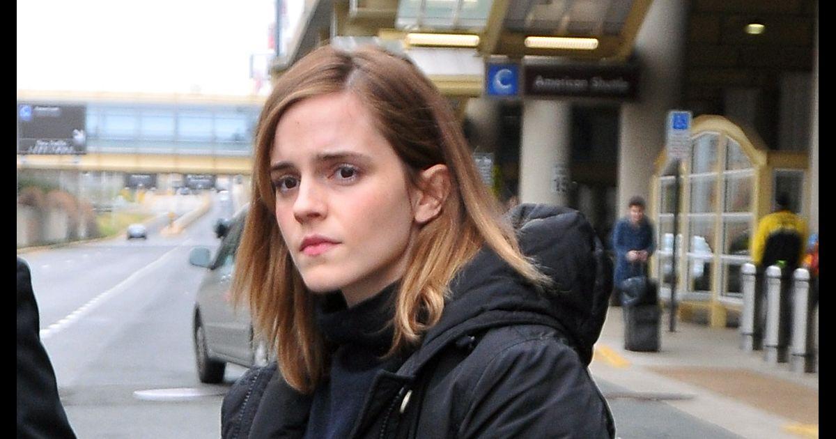 Emma Watson in Festival Mode