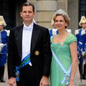 """Cristina d'Espagne : Relaxée mais """"dégoûtée"""" pour son mari, qui va en prison"""