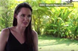 Angelina Jolie, ses 1ers mots sur son divorce avec Brad Pitt :