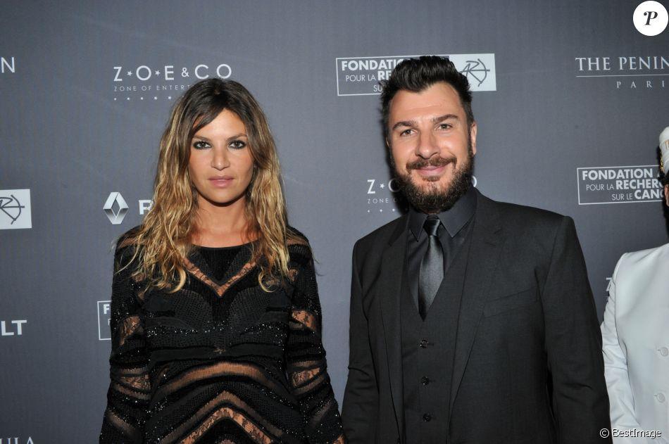 Exclusif micha l youn et sa compagne isabelle funaro d ner de gala au profit de la fondation - Laurent boyer et sa nouvelle compagne ...