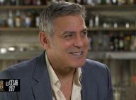 """George Clooney, bientôt papa, réagit pour la 1re fois : """"Ça va être l'aventure"""""""