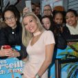 """Exclusif - Montaine Mounet à la soirée de lancement de la nouvelle émission de télé-réalité """"Les Marseillais South America"""" au cinéma Gaumont Marignan à Paris, le 21 février 2017. © Veeren/Bestimage"""