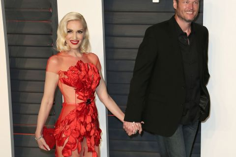 "Gwen Stefani so in love de Blake Shelton : ""C'est tellement incroyable"""