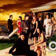 Le cast de Newport Beach (The OC)